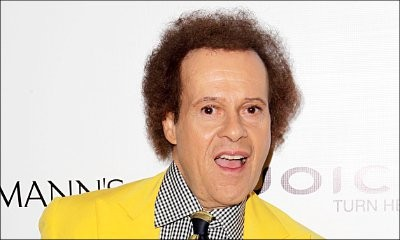 Richard Simmons Hospitalized in California for Severe Indigestion