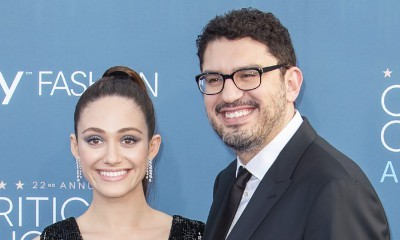 Emmy Rossum and 'Mr. Robot' Creator Sam Esmail Tie the Knot in Intimate Ceremony. See the Pics!