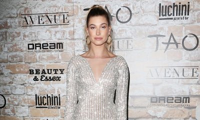 Hailey Baldwin Goes Braless for Maxim as She's Dubbed the World's Sexiest Woman
