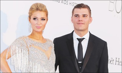 Paris Hilton Gushes Over Romance With Chris Zylka: 'I'm in a Serious Relationship'