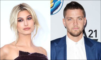 Are They Dating? Hailey Baldwin Enjoys Poolside Date With NBA Star Chandler Parsons