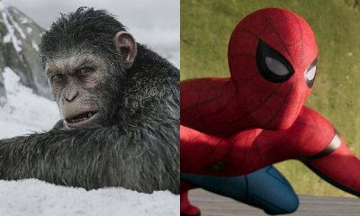 'Planet of the Apes' Wins Against 'Spider-Man: Homecoming' at Box Office After Fierce War