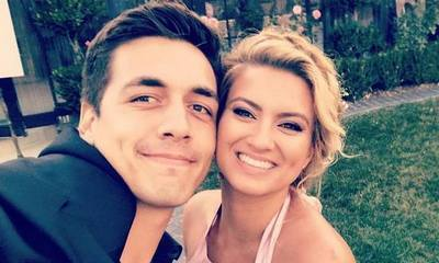 Tori Kelly Gets Engaged to Andre Murillo - See Her New Ring!