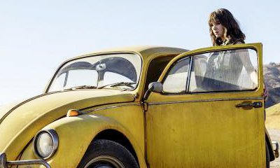 Official First Look at Bumblebee and Hailee Steinfeld in 'Transformers' Spin-Off Unleashed
