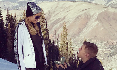 It's Confirmed! Paris Hilton Announces Engagement to BF Chris Zylka - See Her Massive Ring