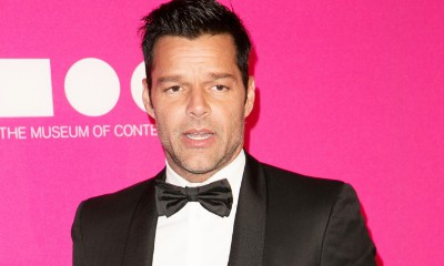 Ricky Martin Promotes Las Vegas Residency With Nude Snap