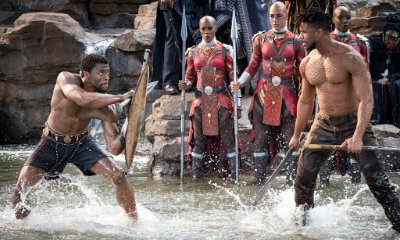 'Black Panther' Shatters Box Office Records With a Whooping $192M Opening