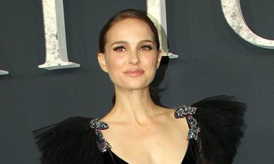 Natalie Portman Gives Punk Rock Vibes With Edgy Short Hairstyle While Filming New Movie in NYC