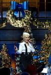 Video: Christina Aguilera Sings 'Merry Little Christmas' at Disney's Christmas Parade