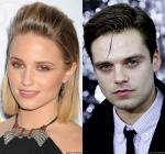 Dianna Agron Reunites With Sebastian Stan in New York