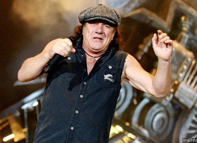 AC/DC Cancels Tour After Vocalist Brian Johnson Suffered From Hearing Loss
