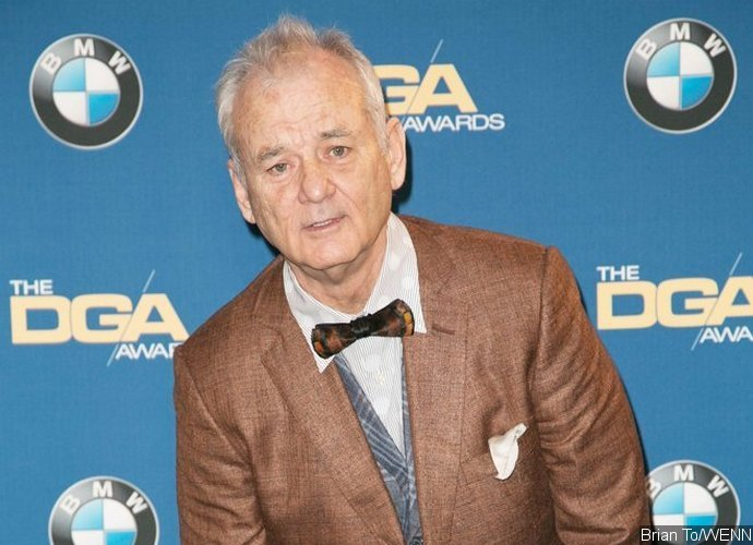 Bill Murray Is Bartending at Son's Restaurant in Brooklyn