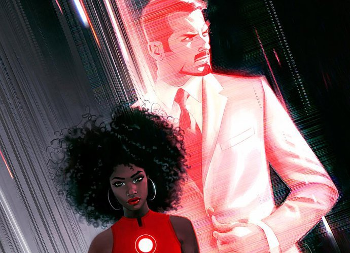 Black Female Teen Iron Man Will Be Called Ironheart