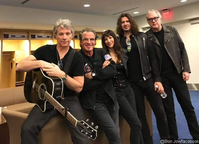 Bon Jovi Is Among the 2018 Rock and Roll Hall of Fame Inductees