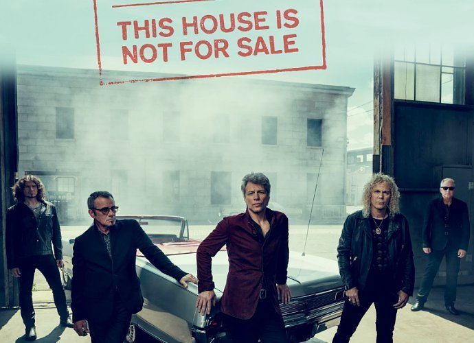 Bon Jovi Nabs Sixth No. 1 Album on Billboard 200 With 'This House Is Not for Sale'