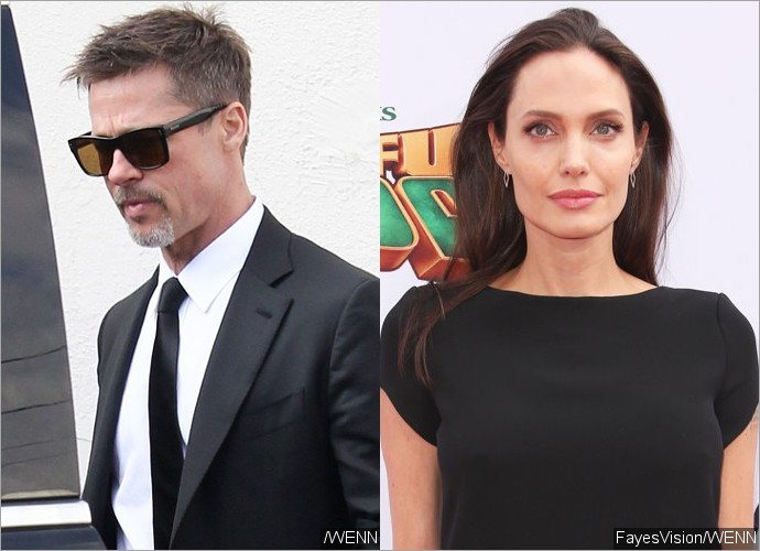 Brad Pitt and Angelina Jolie Make a Pact to Stay Civil for the Kids