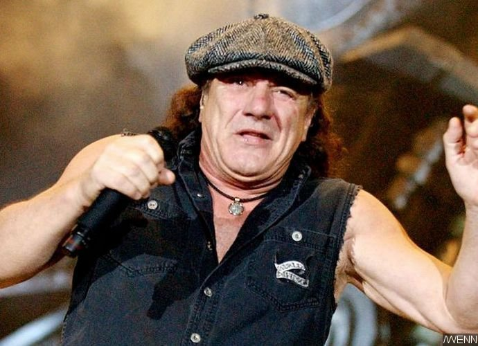 AC/DC's Brian Johnson Breaks Silence After Being Replaced by Axl Rose