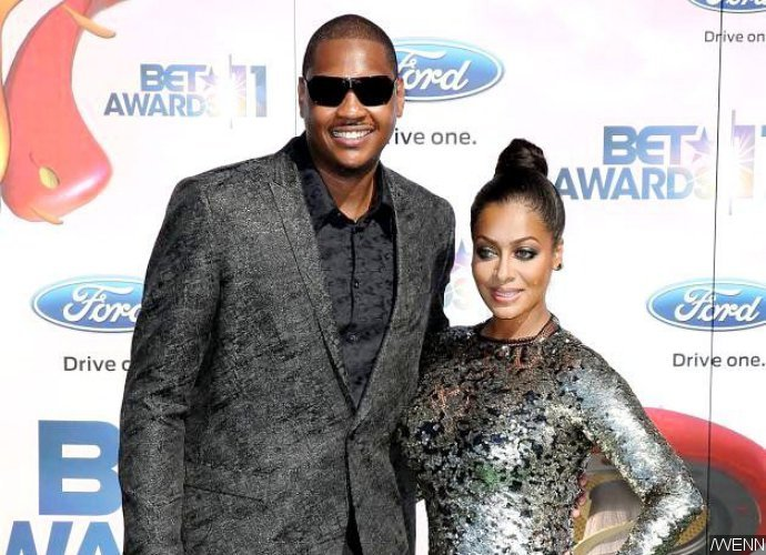 Carmelo Anthony Willing to Go to Marriage Counseling With La La After Vowing to Win Her Back