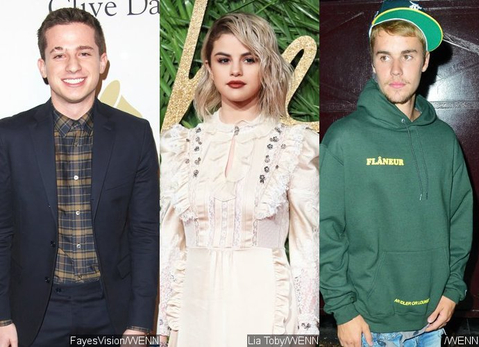 Charlie Puth Hints Justin Bieber Caused the End of His Brief Romance With Selena Gomez