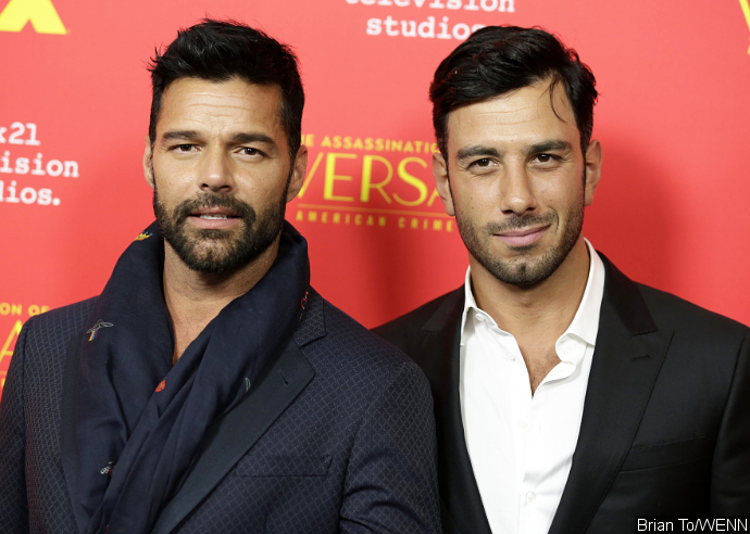Congratulations! Ricky Martin Announces Marriage to Jwan Yosef
