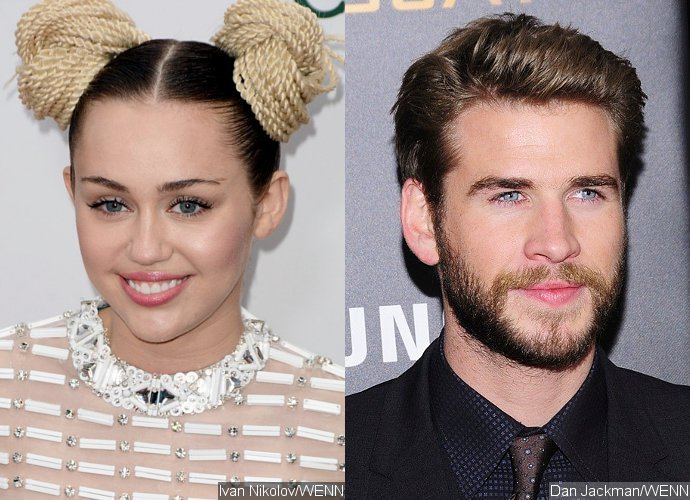 Back Together? Miley Cyrus Reportedly Spotted Kissing Liam Hemsworth