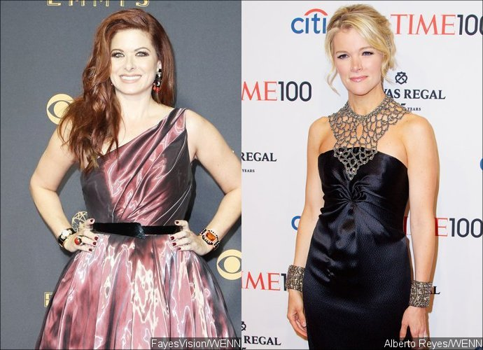 Debra Messing Is in Trouble After Slamming Megyn Kelly Over Gay Comments