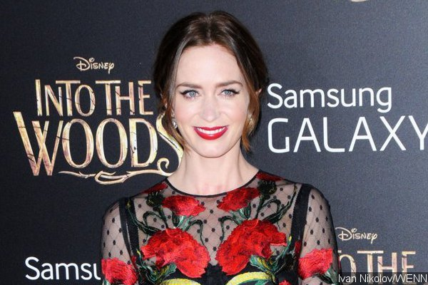 Emily Blunt Talks About 'Captain Marvel' Report and Turning Down Two Marvel Roles