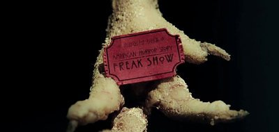 Jessica Lange is managing a freak show