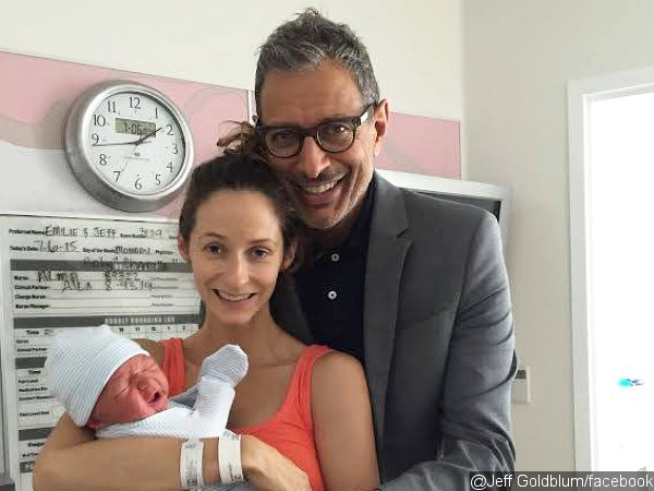 Jeff Goldblum and Emilie Livingston Welcome Son Charlie Ocean