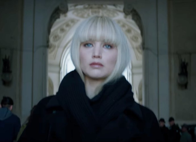 Jennifer Lawrence Is a Seductive, but Deadly Spy in 'Red Sparrow' First Trailer