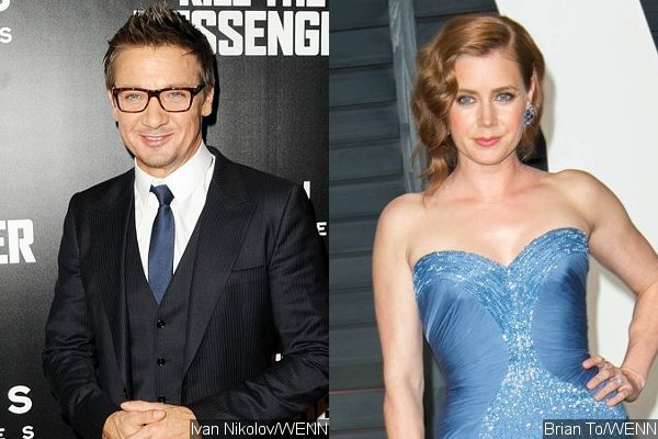 Jeremy Renner Joins Amy Adams in Denis Villeneuve's 'Story of Your Life'