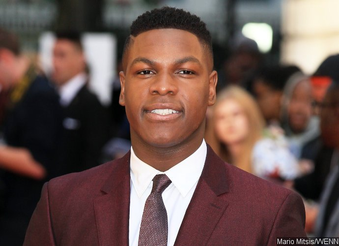 The Force Awakens! 'Star Wars' Star John Boyega Grinds His Crotch on Scantily-Clad Girl