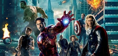 'The Avengers' set new record on box office.