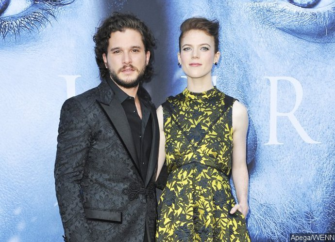 Report: Kit Harington Is Set to Marry Longtime Girlfriend Rose Leslie
