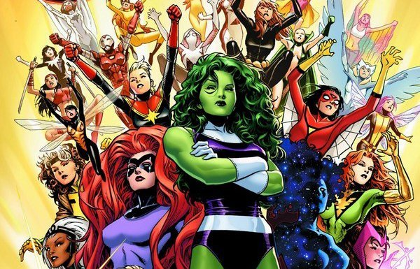 Marvel Introduces All-Female Avengers in New Comic Series 'A-Force'