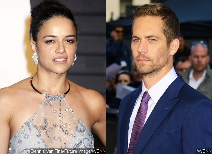 Michelle Rodriguez Addresses Remarks About Paul Walker's Death, Says She's Just Being Exploited