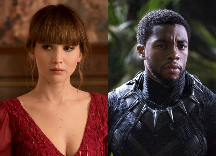'Red Sparrow' Hardly Challenges 'Black Panther' at Box Office