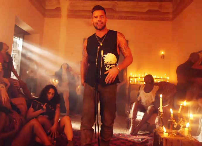Ricky Martin Unveils Steamy Music Video for 'Fiebre' Ft. Wisin and Yandel - Watch!