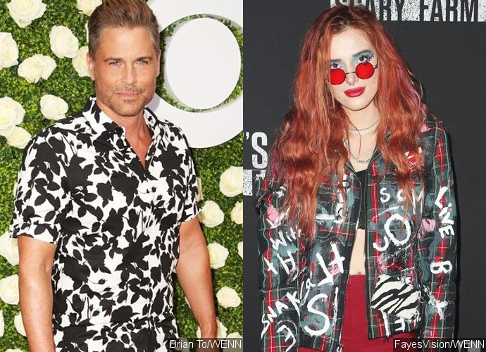 Rob Lowe Slams Bella Thorne for Complaining Over Santa Barbara Traffic