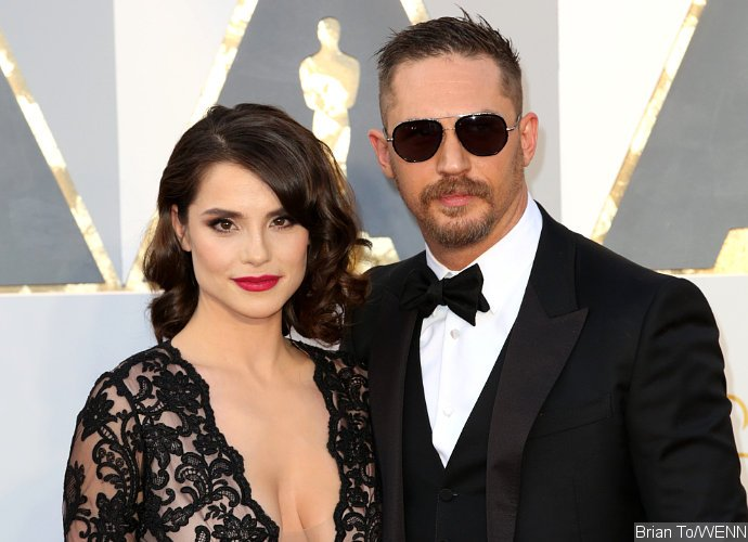 Tom Hardy's Wife Had to Breast Pump in the Bathroom at the Oscars