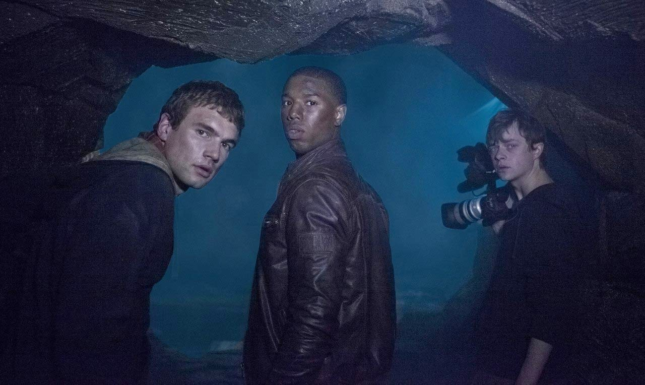 Dane DeHaan, Michael B. Jordan and Alex Russell in 20th Century Fox's Chronicle (2012)