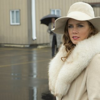 Amy Adams stars as Sydney Prosser in Columbia Pictures' American Hustle (2013)