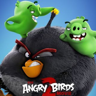 Poster of Columbia Pictures' The Angry Birds Movie 2 (2019)