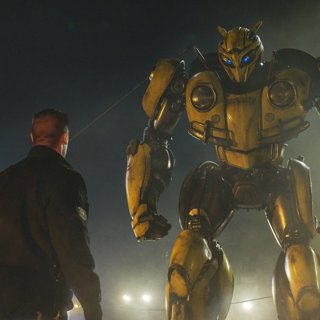 Bumblebee from Paramount Pictures' Bumblebee (2018)