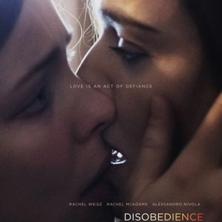 Poster of Bleecker Street Media's Disobedience (2018)