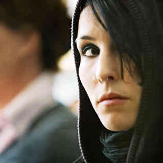 Noomi Rapace stars as Lisbeth Salander in Music Box Films' The Girl with the Dragon Tattoo (2010)