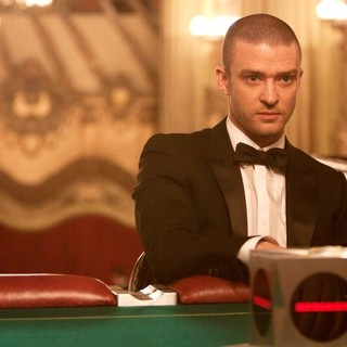 Justin Timberlake stars as Will Salas in 20th Century Fox's In Time (2011)