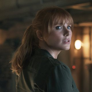 Bryce Dallas Howard stars as Claire Dearing in Universal Pictures' Jurassic World: Fallen Kingdom (2018)