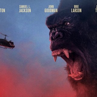 Poster of Warner Bros. Pictures' Kong: Skull Island (2017)