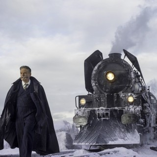 Kenneth Branagh stars as Hercule Poirot in 20th Century Fox's Murder on the Orient Express (2017)